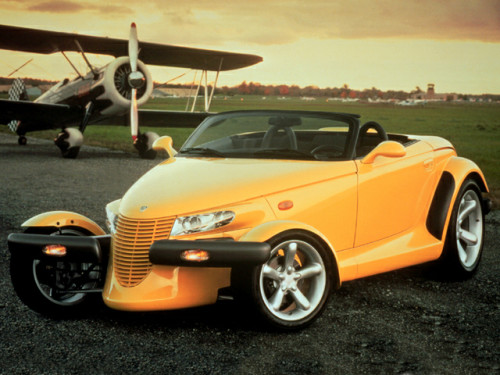 1999 Plymouth Prowler #19