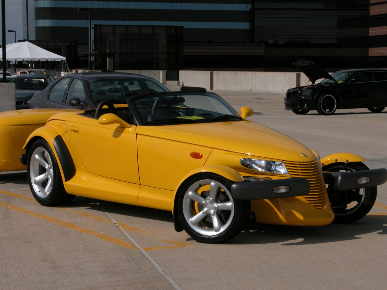 1999 Plymouth Prowler #21