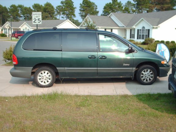 1999 Plymouth Voyager #19
