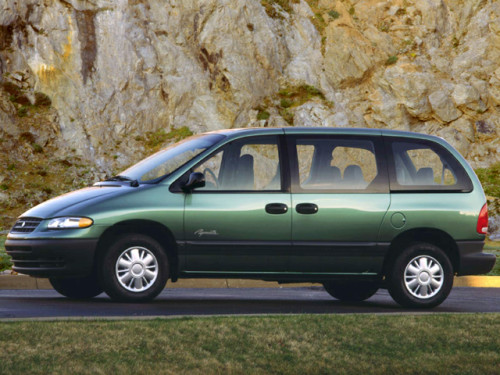 1999 Plymouth Voyager #14