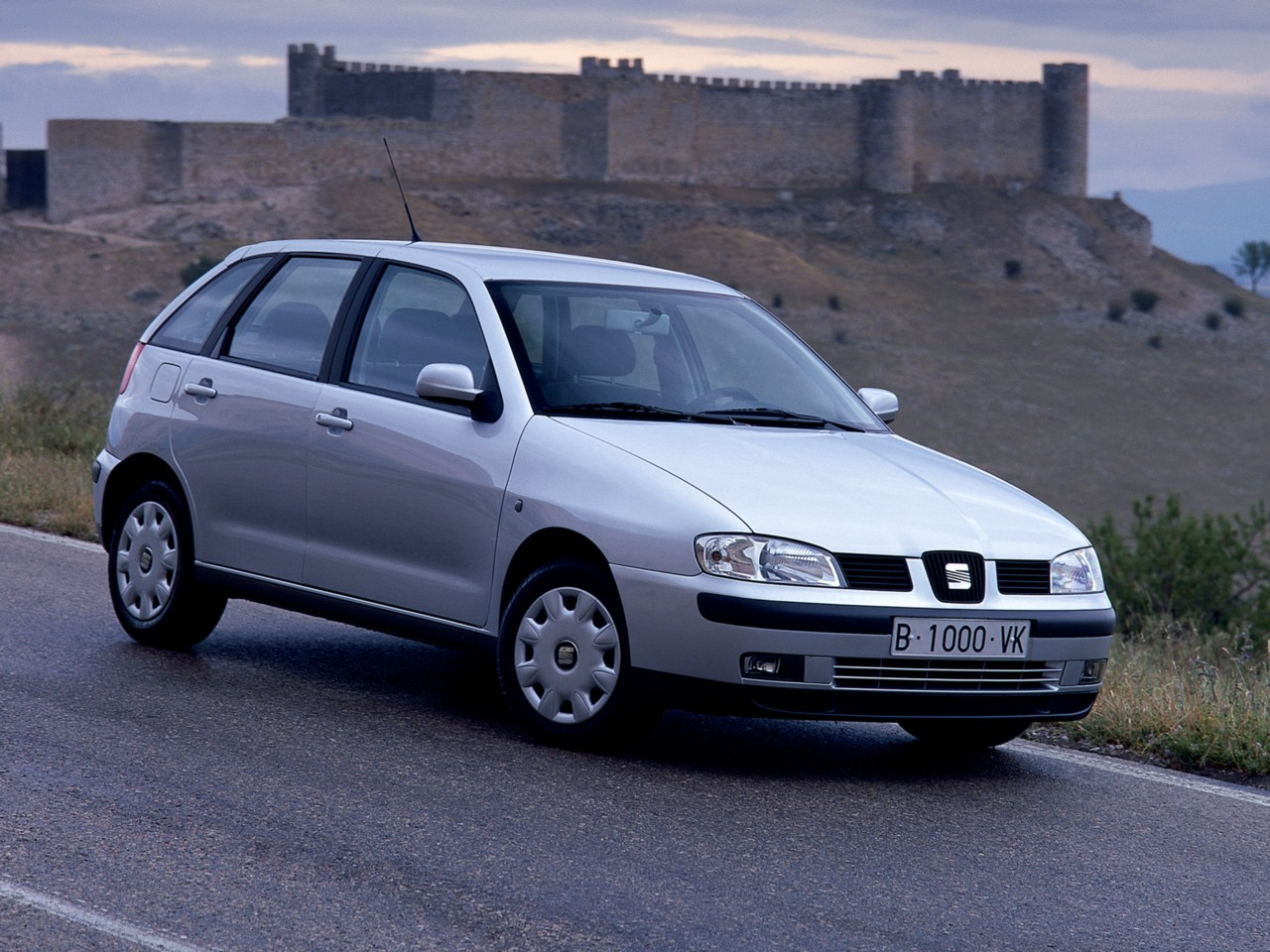 1999 seat ibiza photos informations articles. Black Bedroom Furniture Sets. Home Design Ideas