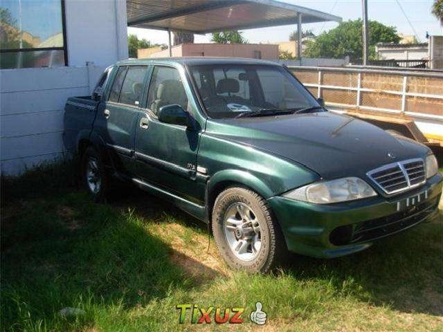 1999 Ssangyong Musso #14