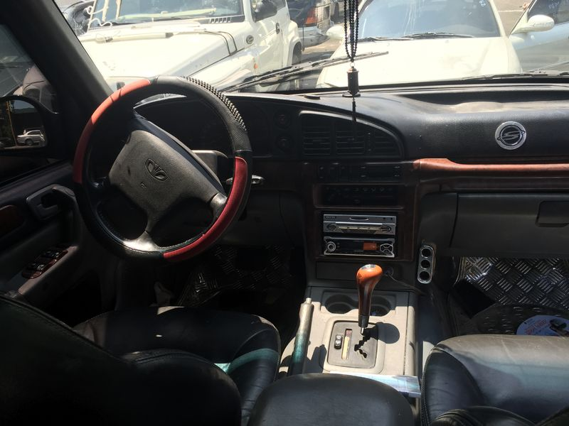 1999 Ssangyong Musso #15