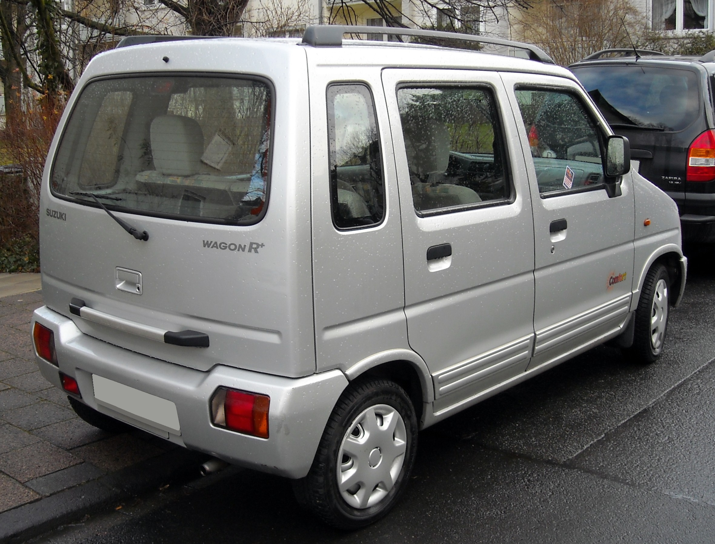 1999 Suzuki Wagon R Photos Informations Articles 69 Vw Van Wiring 18