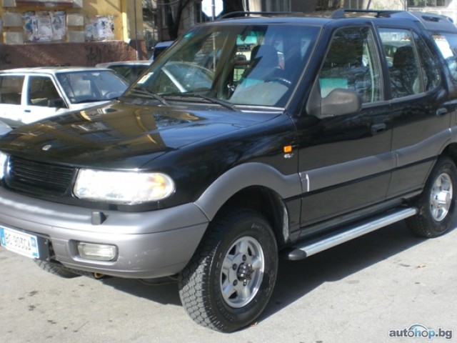 1999 Tata Safari #14