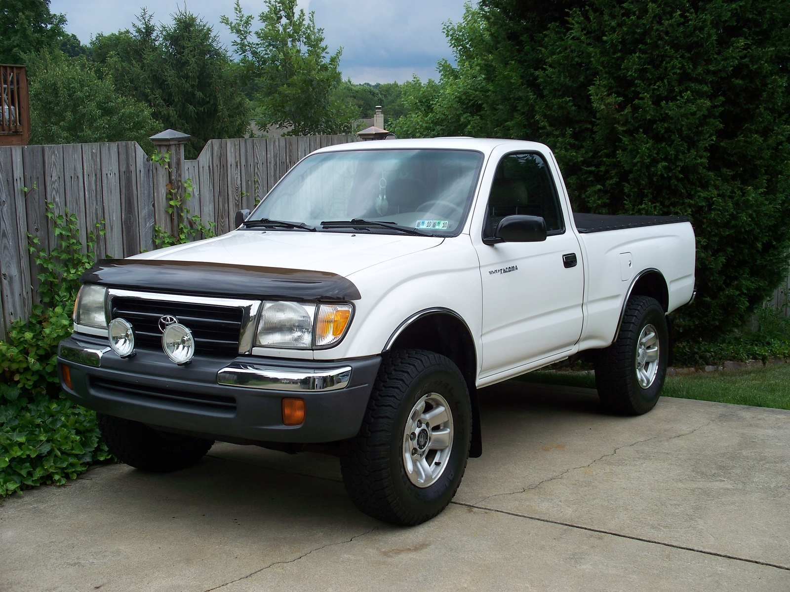 1999 Toyota Tacoma Photos Informations Articles 2001 Fender Flares 17