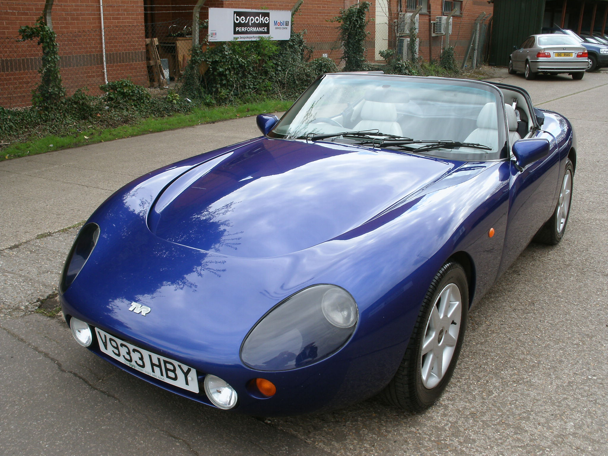 1999 TVR Griffith #20