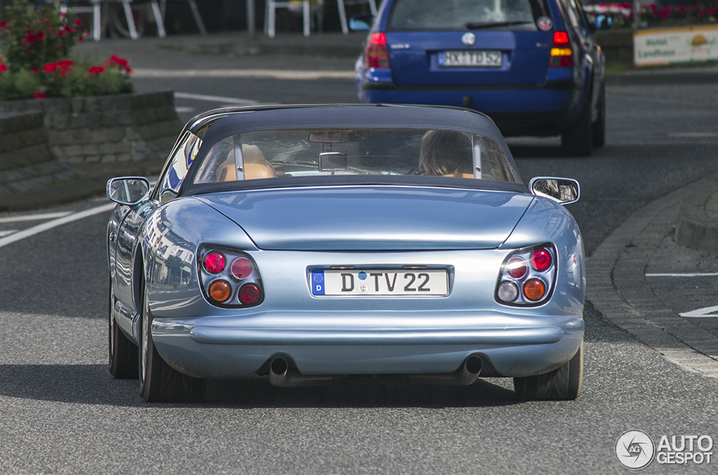1999 TVR Griffith #23