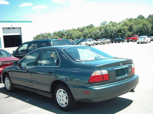 1996 Honda Accord #2