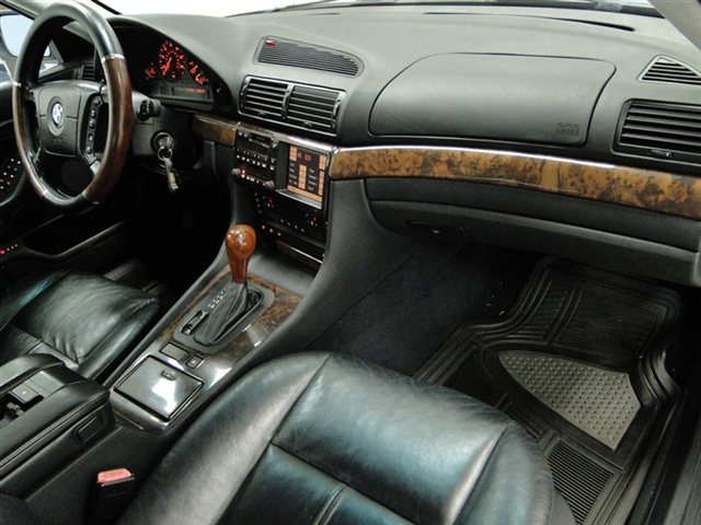 2000 Bmw 7 Series Photos Informations Articles