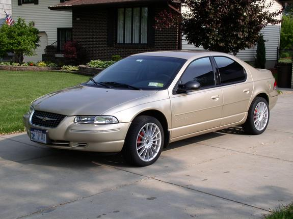 2000 Chrysler Cirrus #15