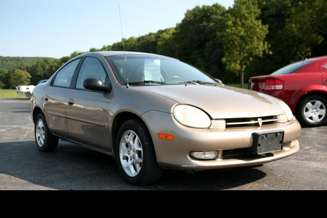 2000 Chrysler Neon #16