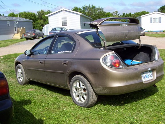2000 Chrysler Neon #17