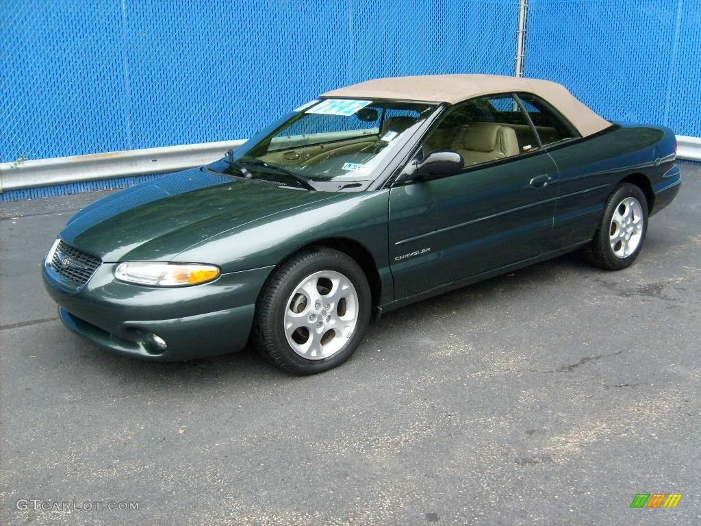 2000 Chrysler Sebring #25