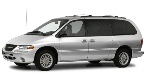 2000 Chrysler Town And Country #18