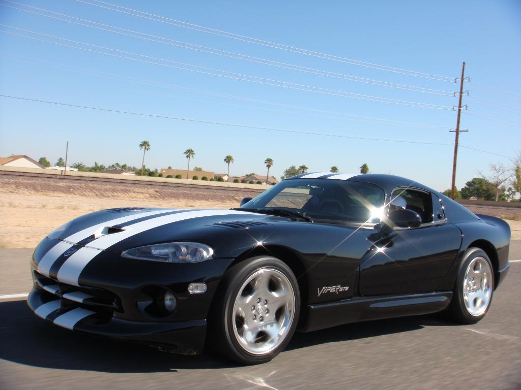 2000 Chrysler Viper #14