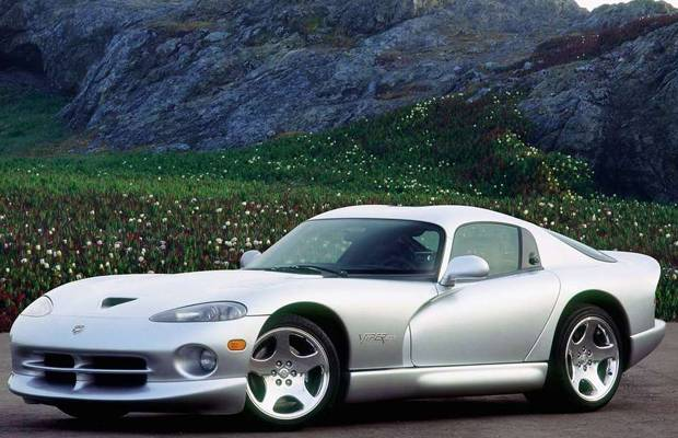 2000 Chrysler Viper #16