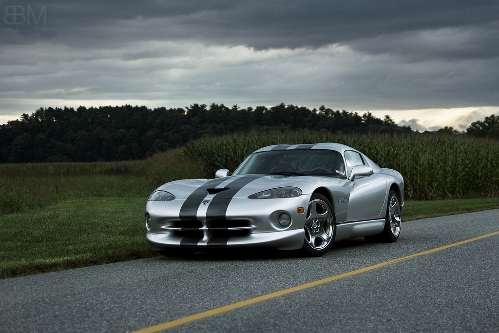 2000 Chrysler Viper #21
