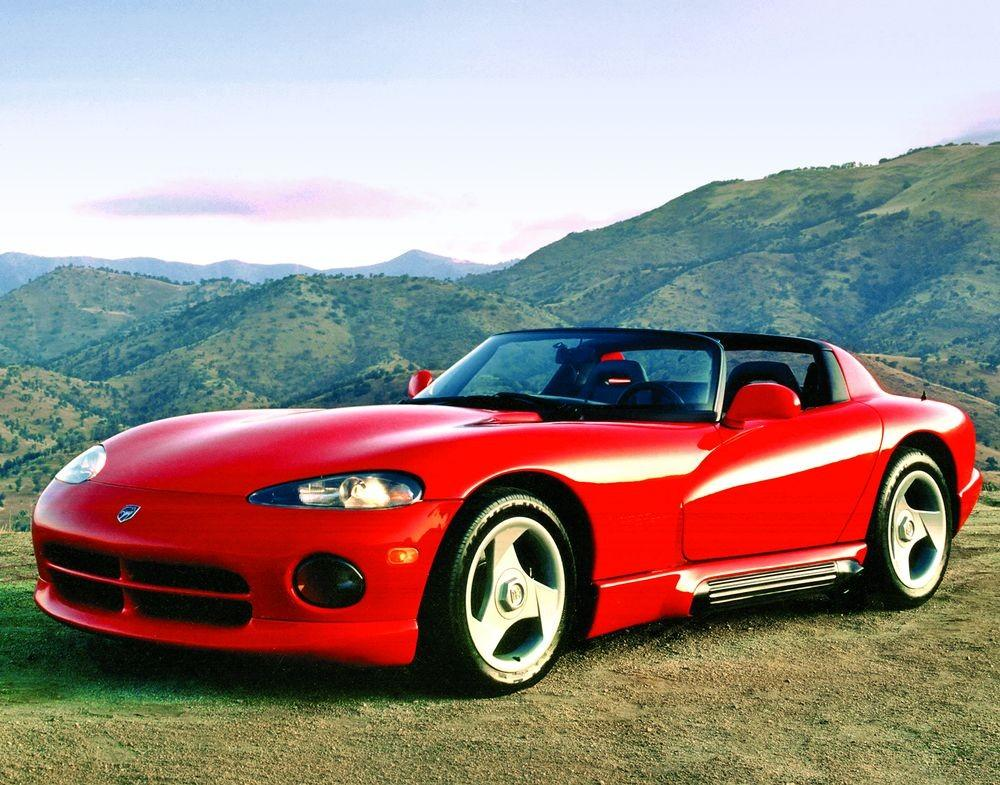2000 Chrysler Viper #22