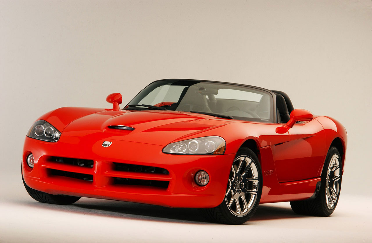 2000 Chrysler Viper #18