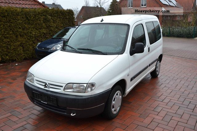 2000 Citroen Berlingo #18