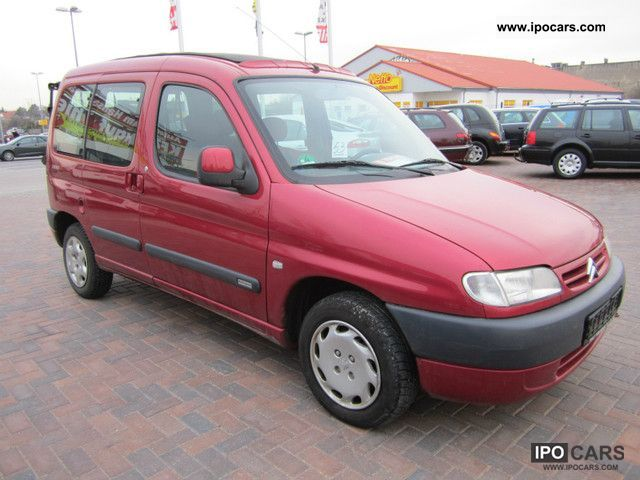 2000 Citroen Berlingo #19