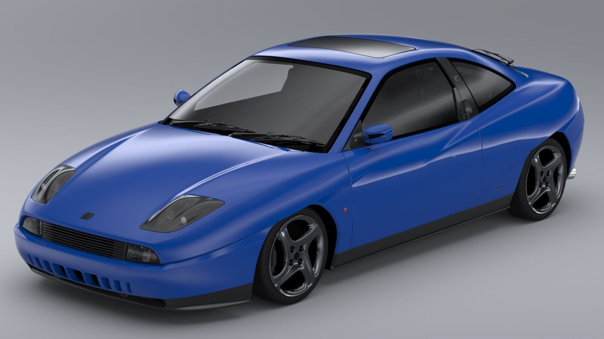2000 Fiat Coupe #23