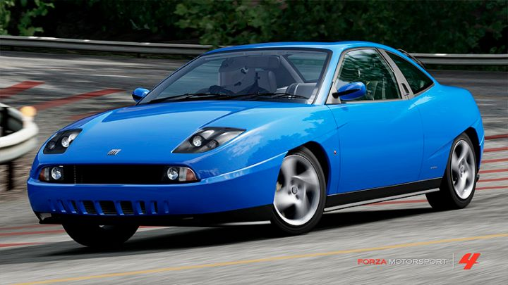2000 Fiat Coupe #21