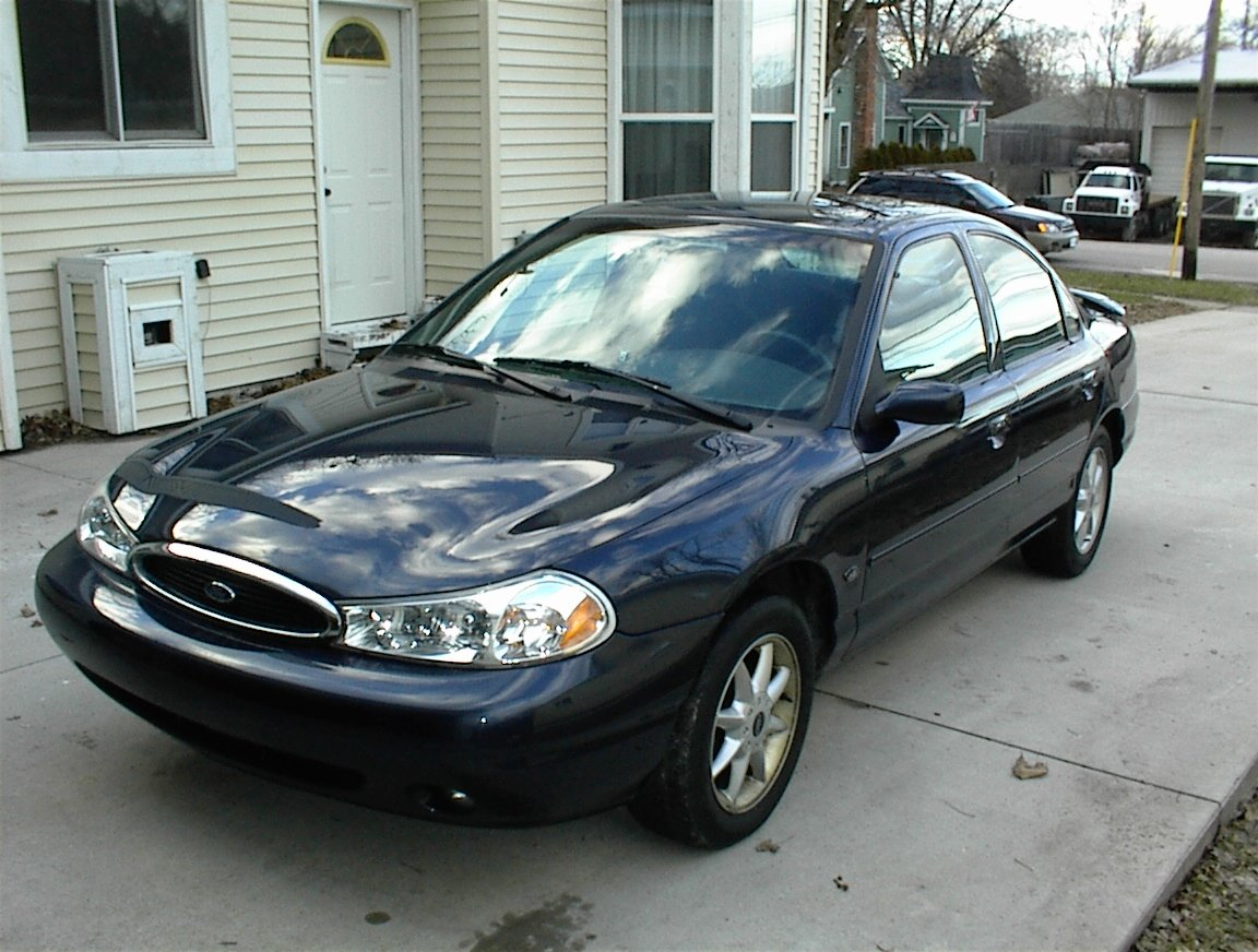 2000 Ford Contour #15