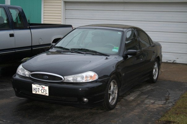 2000 Ford Contour #18