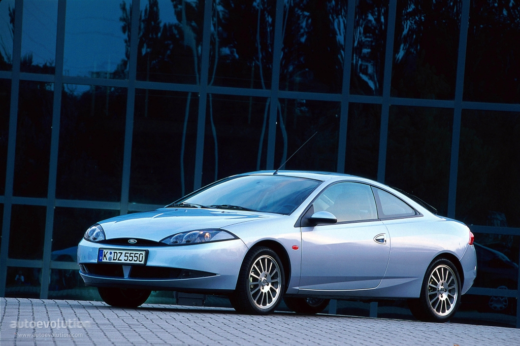 2000 Ford Cougar #16