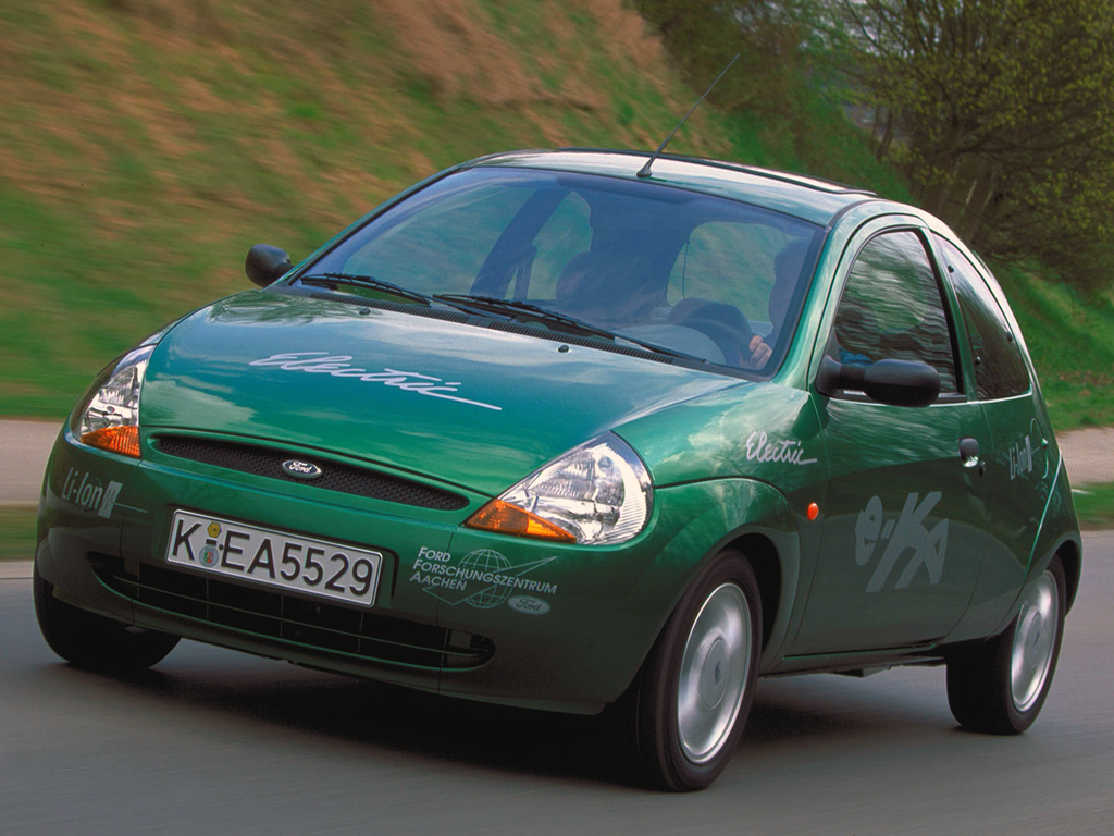 2000 ford e ka photos informations articles. Black Bedroom Furniture Sets. Home Design Ideas