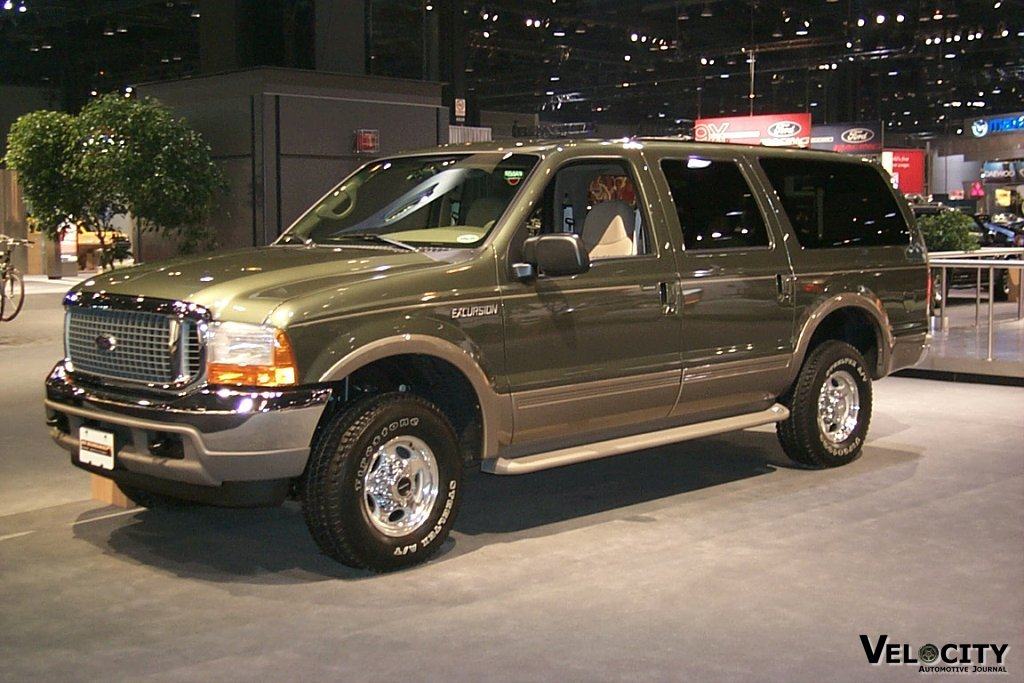 2000 Ford Excursion #20