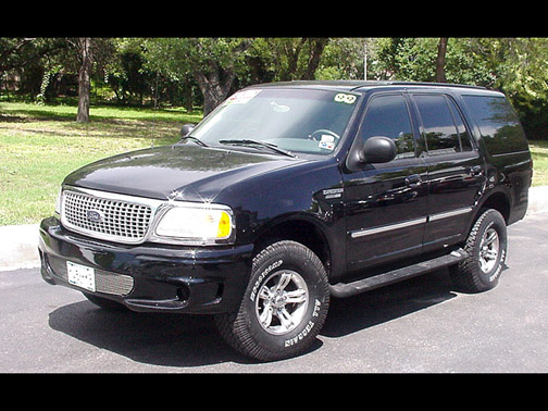 2000 Ford Expedition #17