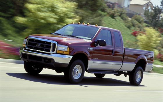2000 Ford F-350 Super Duty #19