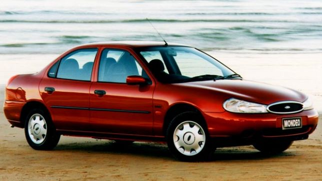 2000 Ford Mondeo #16
