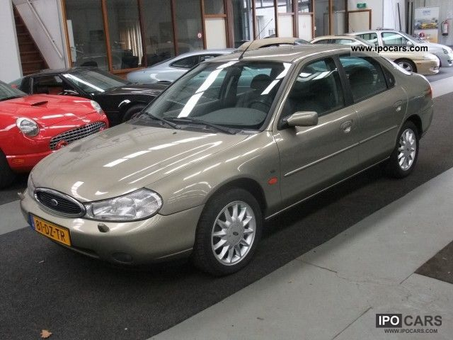 2000 Ford Mondeo #18