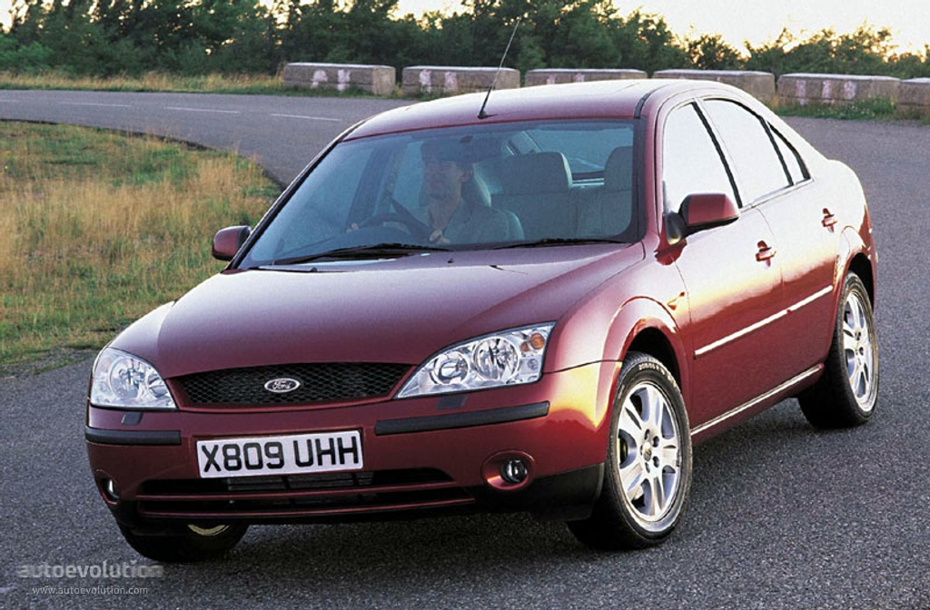 2000 Ford Mondeo #20