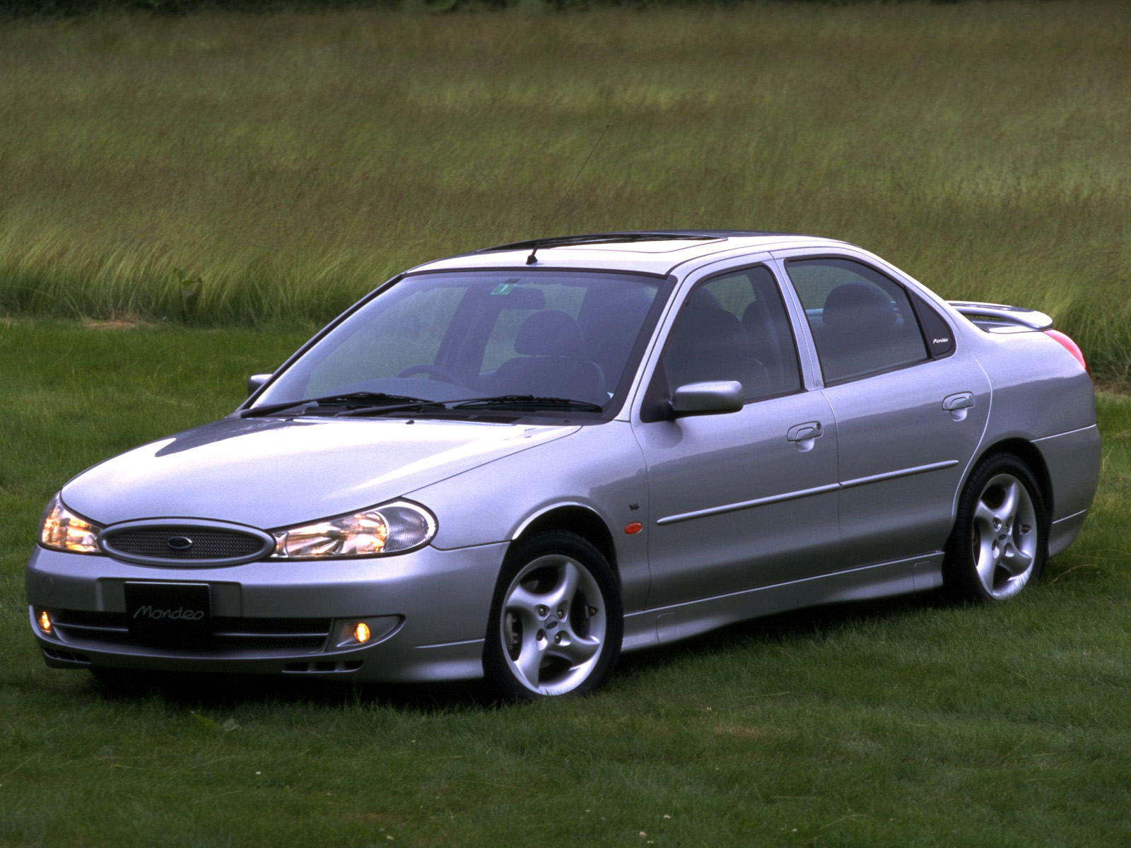 2000 Ford Mondeo #19