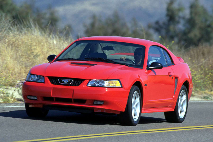 2000 Ford Mustang #18