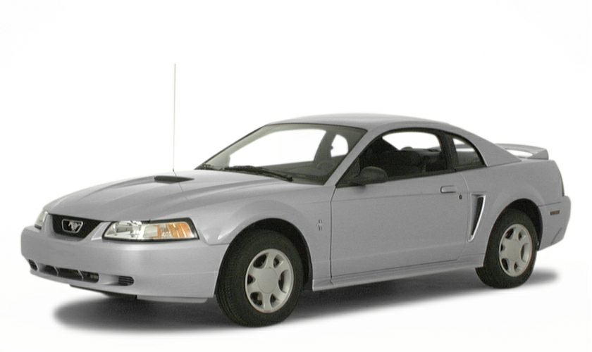 2000 Ford Mustang #17