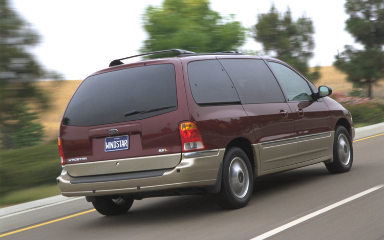 2000 Ford Windstar #15