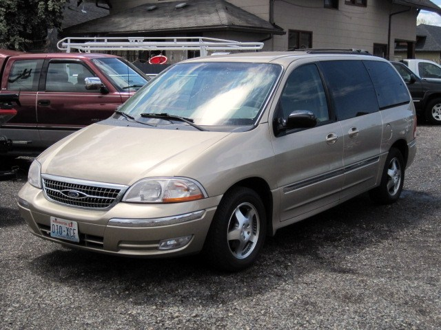 2000 Ford Windstar #13