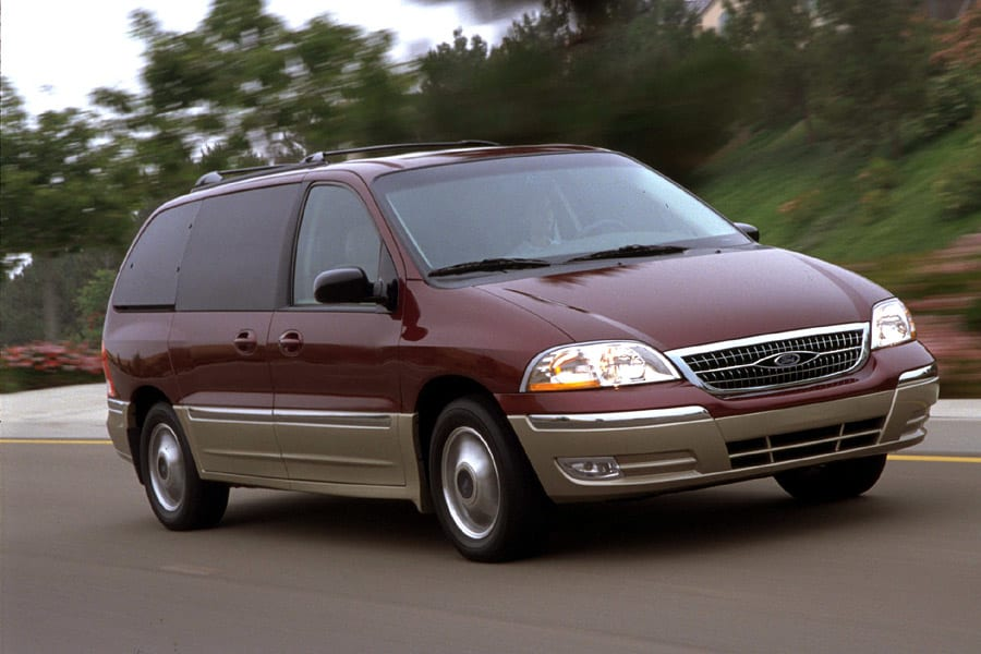 2000 Ford Windstar #16