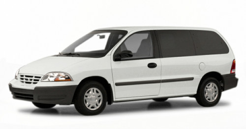 2000 Ford Windstar #11