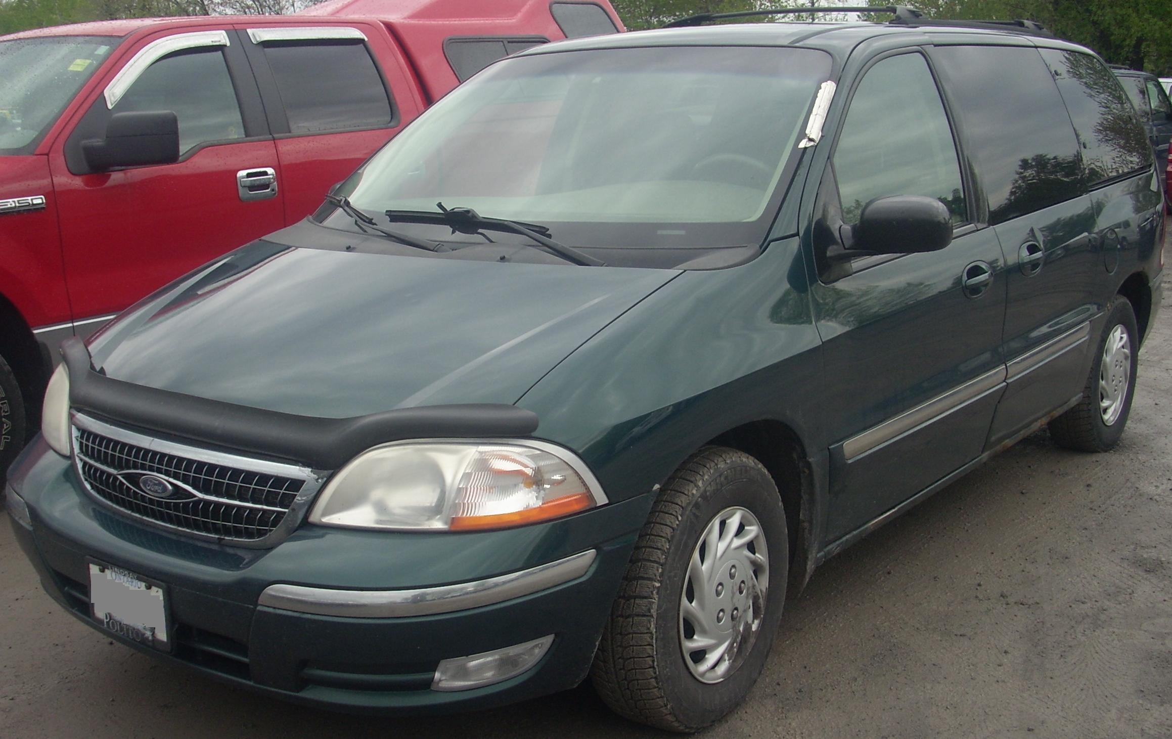 2000 Ford Windstar #14