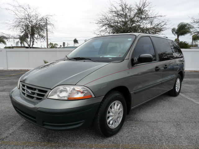 2000 Ford Windstar #12