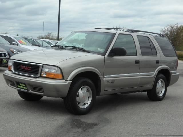 2000 GMC Jimmy #16