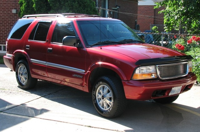 2000 Gmc Jimmy #15