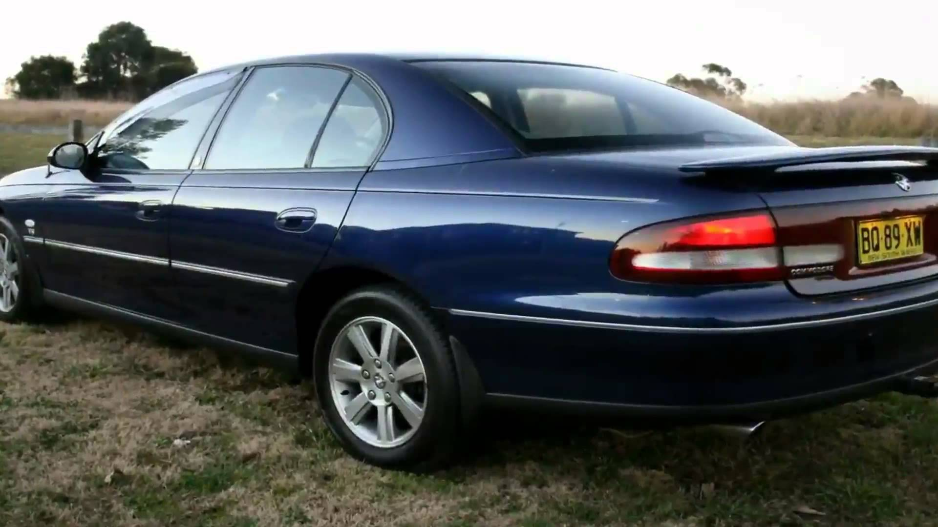 2000 Holden Commodore #18